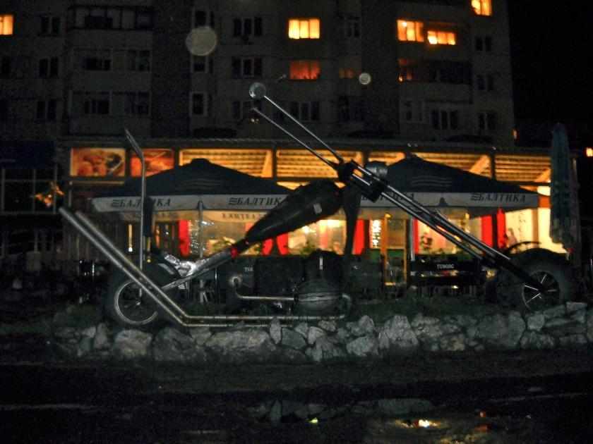 Bike club in Barnaul