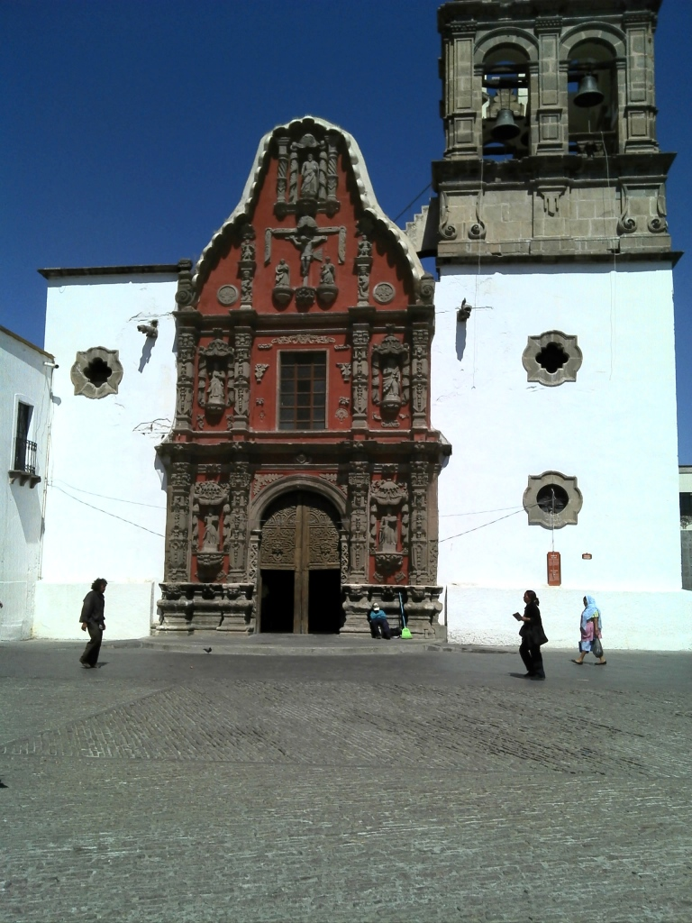 Cathedral of Irapuato