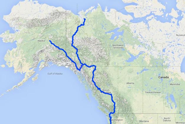 Victoria-Inuvik-Alaska-Victoria