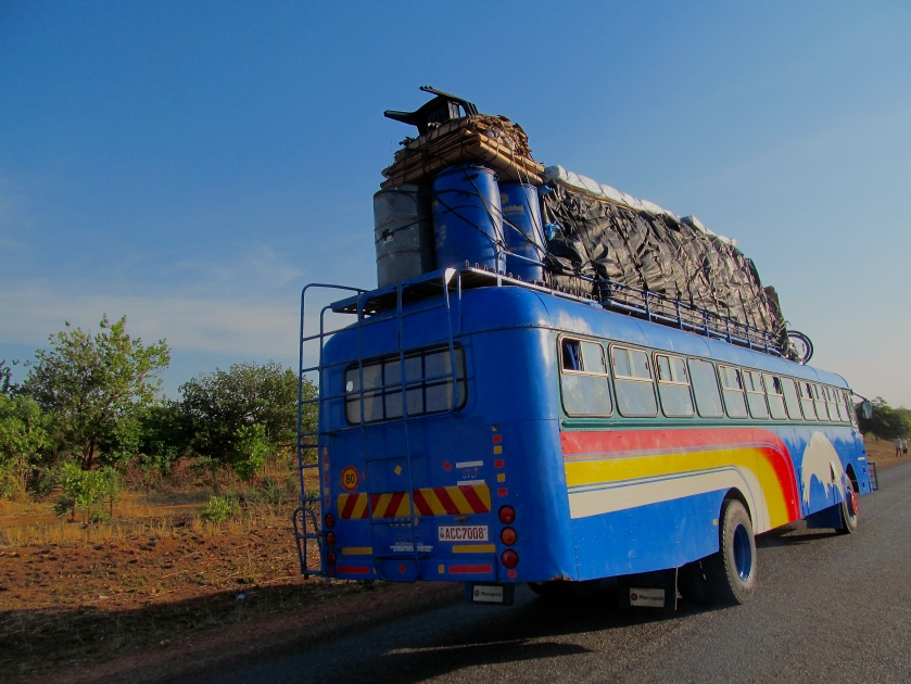 Pubblic transportation in Zambia